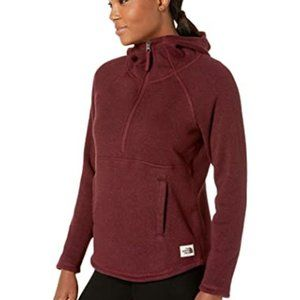 """The North Face """"Crescent Hooded Pullover"""" BNWT"""